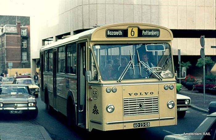 1972 Volvo Jonckheere 60 23 GB