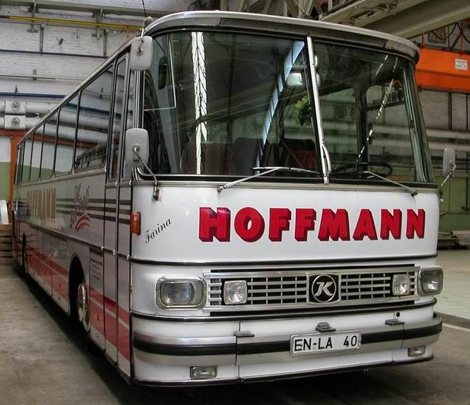 Buses Bodybuilders KÄSSBOHRER