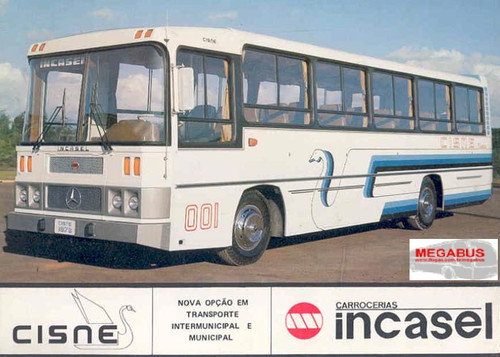 1973 Incasel Cisne