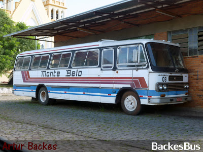 1973 Incasel Continental - Mercedes-Benz LP-344 Monte Belo 08