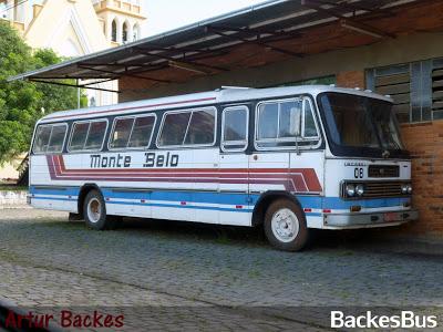 1973 Incasel Continental - Mercedes-Benz LP-344 Monte Belo 08