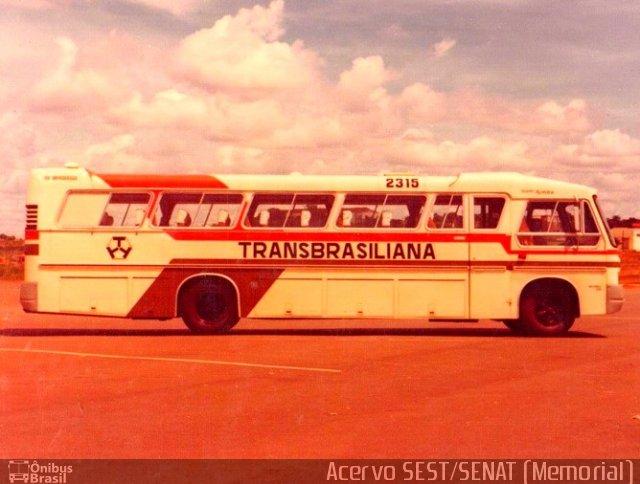 1973 Incasel Jumbo Scania B110