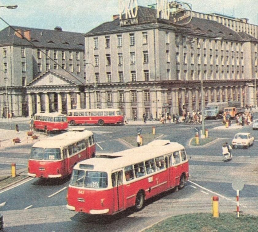 1973 Jelcz-272-MEX 272-1-221163