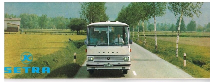 1973 SETRA S  KS7-873-10SZA