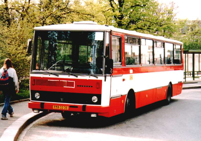 1974-96 Karosa B 731