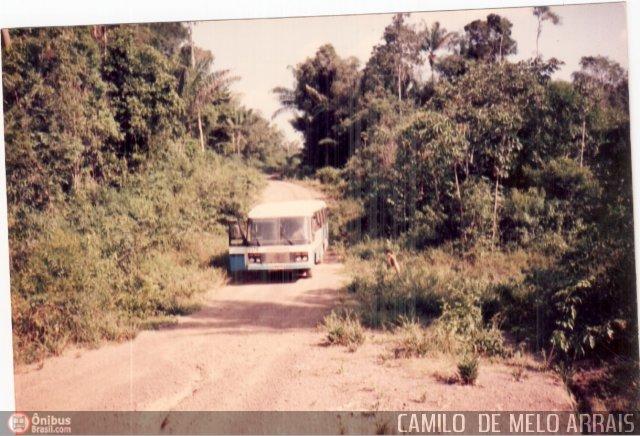 1974 carroceria Incasel Continental, chassi Mercedes-Benz LP-1113