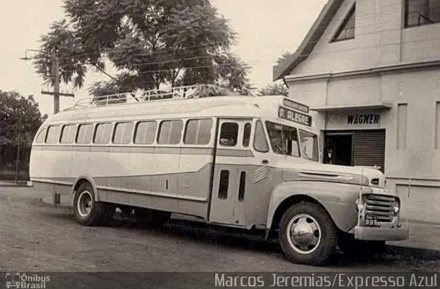 1974 carroceria Incasel RT, chassi Ford B1618.