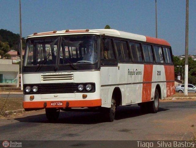 1974 Carroceria Incasel RT, chassi Mercedes-Benz LPO-1113