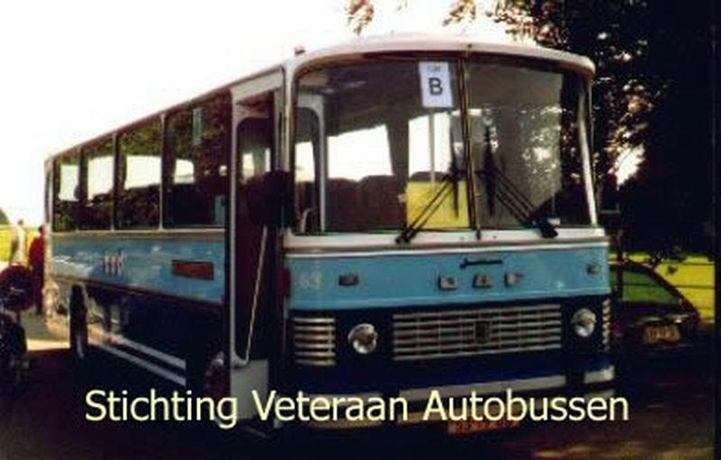 1974 DAF, SB1602DH530 Jonckheere