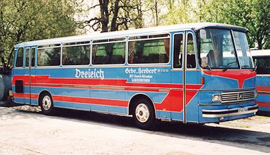 1974 Setra S 120 H Kässbohrer