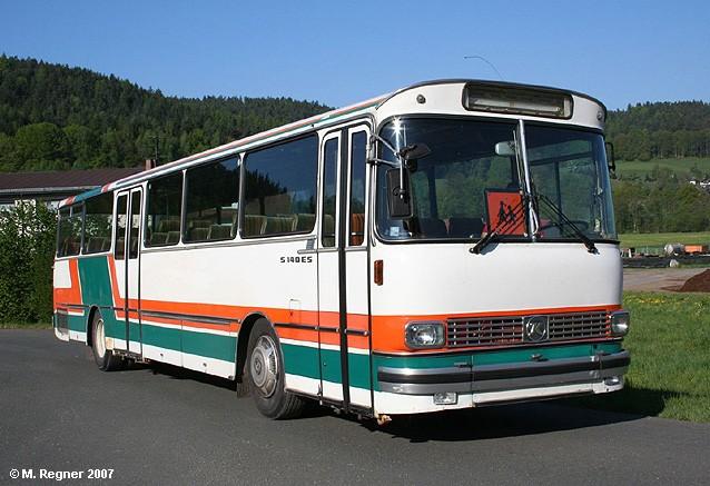 1974 Setra S 140 ES Linienbus Sk