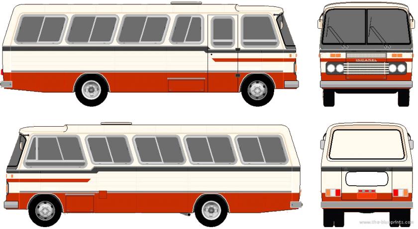 1975 incasel-ponei-bus