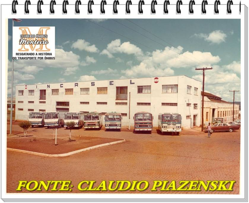 1976 CARROCERIAS INCASEL - BARRAZABUS