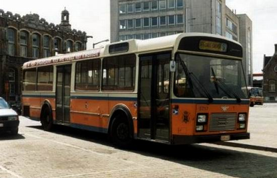 1976 Eagle M31Jonckheere Bus