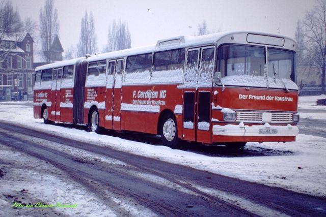 1976 Kässbohrer Setra SG 180