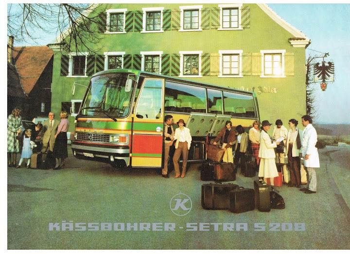 1977 SETRA S208