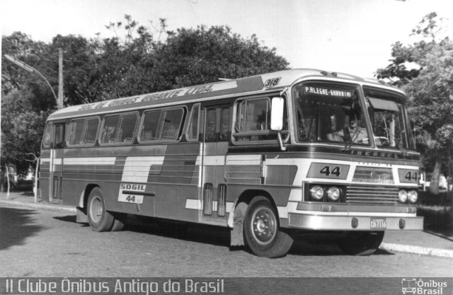1978-84 Incasel Continental MB LP-321