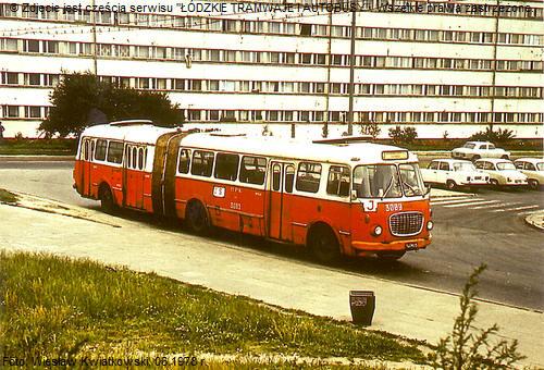 1978 jelcz-021 © Wieslaw Kwiatkowski