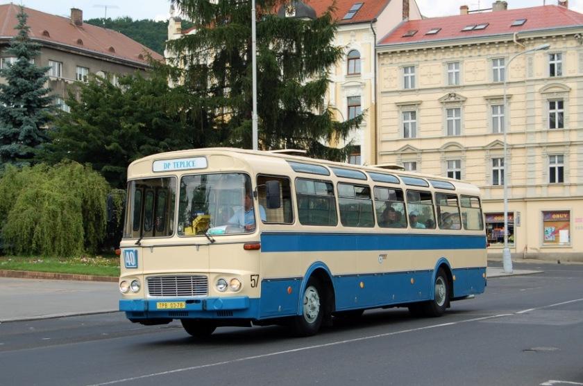 1978 Karosa ŠL 11 SPZ TPB