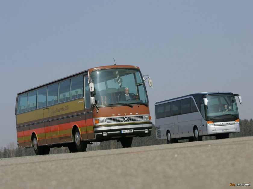 1978 setra mixed photos