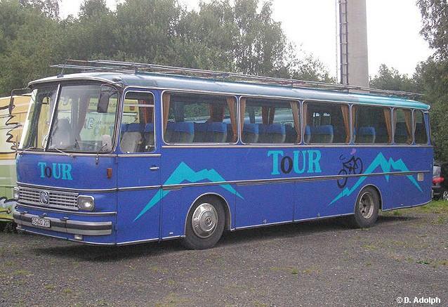 1978 Setra S 120 H Reisebus ToUR