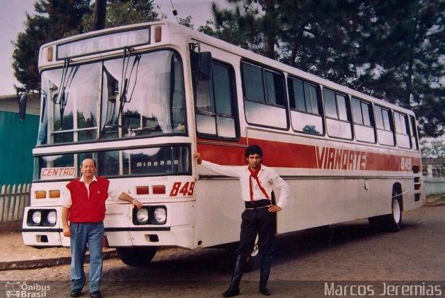 1979-84 Carroceria Incasel Minuano, chassi Mercedes-Benz OH-1517