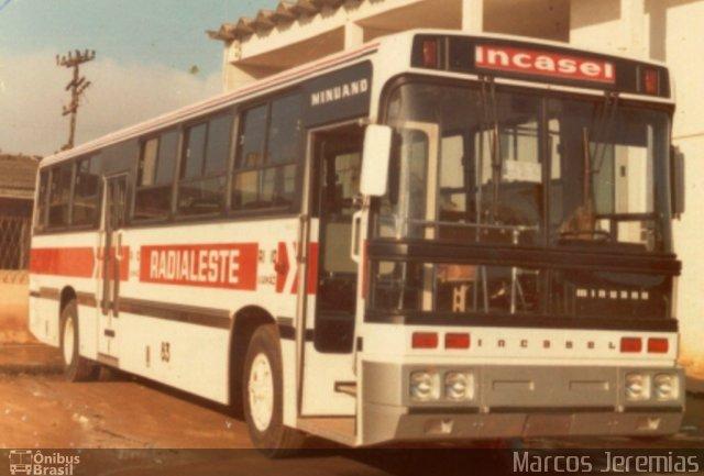 1979-84 carroceria Incasel Minuano, chassi Scania BR116
