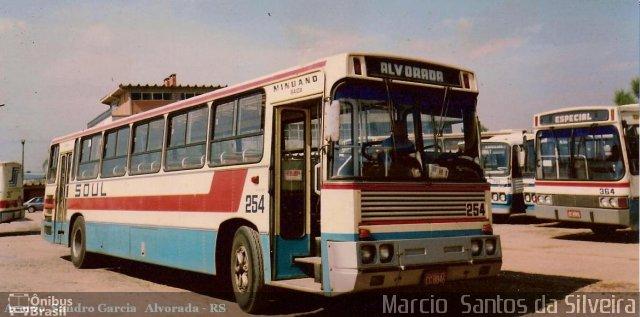 1979 Incasel Minuano Scania K112CL