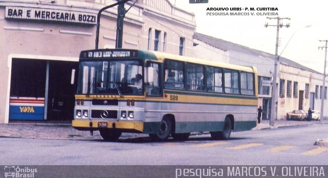 1980 Incasel Cisne Urbano MB OF-1113