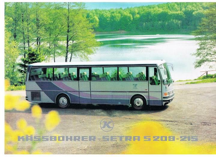 1980 SETRA S209-215
