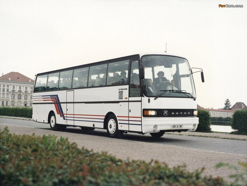 1980 Setra S215 HD