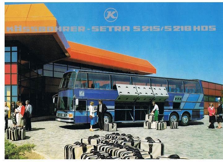 1980 SETRA S215-S216HDS