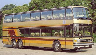 1981 Setra S 228 DT Kässbohrer
