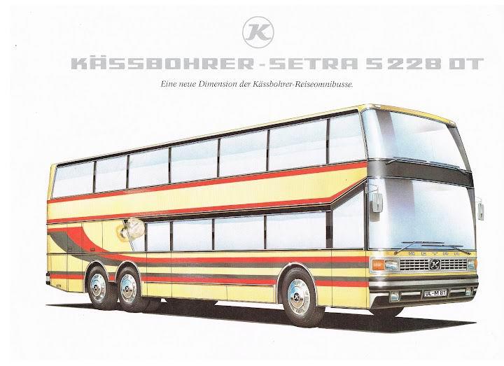 1981 SETRA S228DT