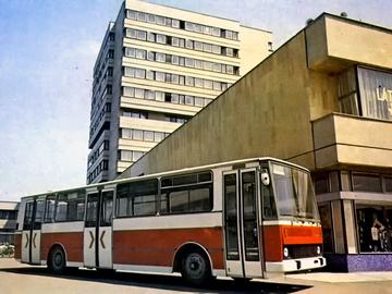 1982-86 Karosa B731.00