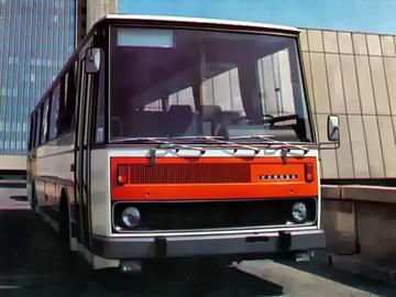 1982-86 Karosa LC735.00 a