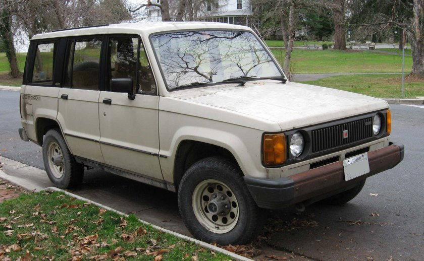 1983-88 Isuzu Trooper