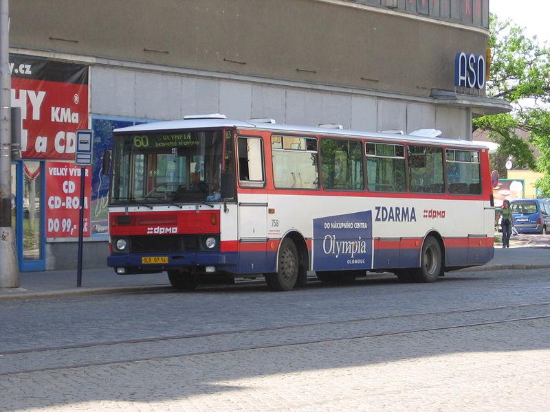 1983-97 Karosa B 732
