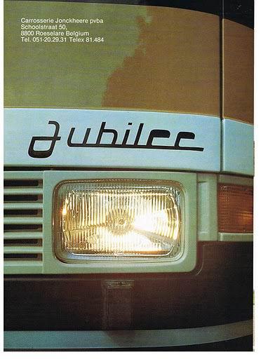 1983 JONCKHEERE Jubilee