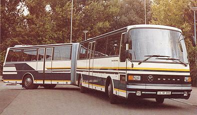 1983 Setra SG 220 HUL Kässbohrer