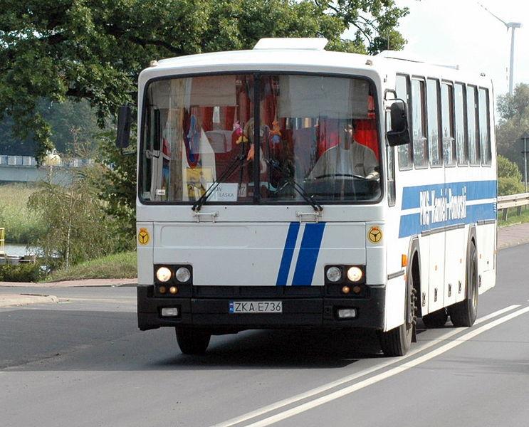 1984-92 Jelcz PR110D