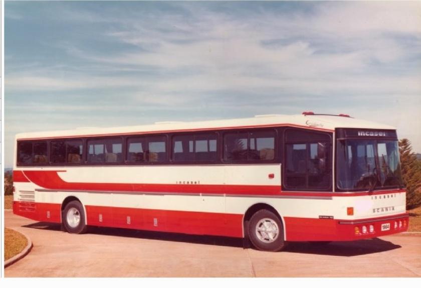 1984 Incasel Columbia