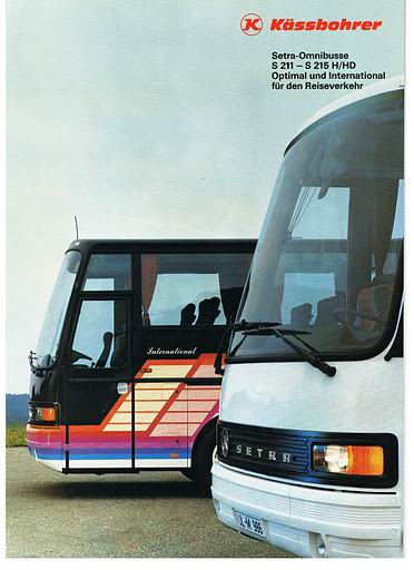 1984 SETRA S211-S215H-HD Optimal