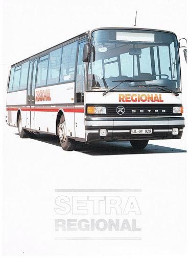 1984 SETRA S215UL Regional