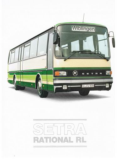 1985 SETRA S213RL-S315RL Rational (O13-d1-RE3000)