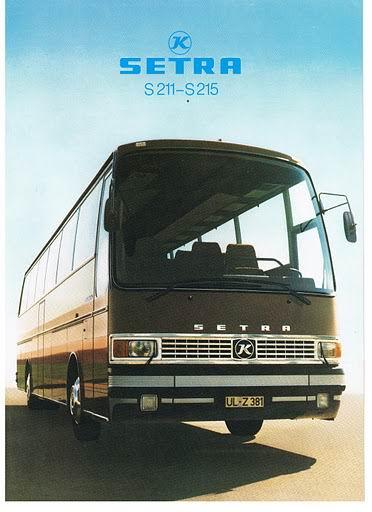 1986 SETRA S211-S215