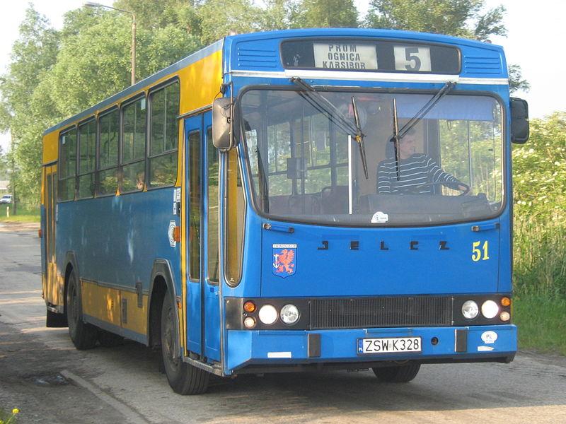 1987-89 Jelcz L11