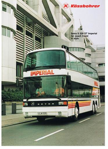 1987 SETRA S228DT Imperial