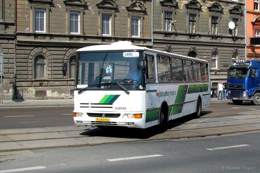 1988 Karosa C734.40