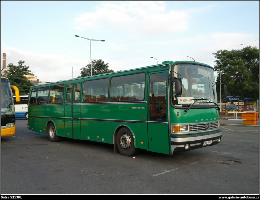 1988 Setra S213RL